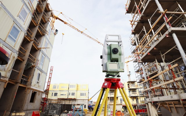 Image for: Theodolite and Total Station Care and Maintenance