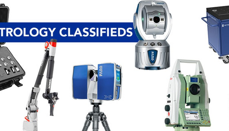 Image for: List Your Pre-Owned Metrology Equipment with ECM