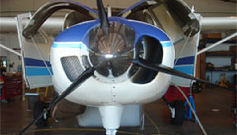 Image for: Reverse Engineering the Cessna Caravan's Performance