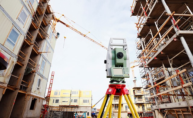 Surveying Equipment Maintenance for Facility Management