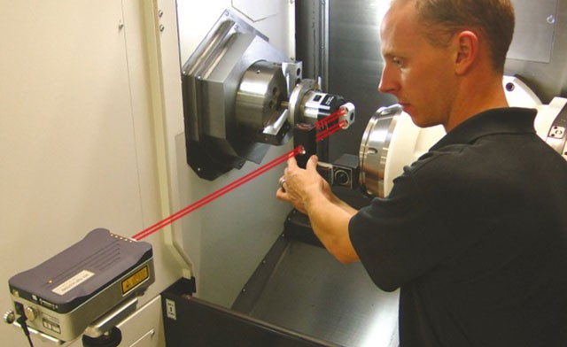 Machine Tool Calibration - Verifying CNC Accuracy