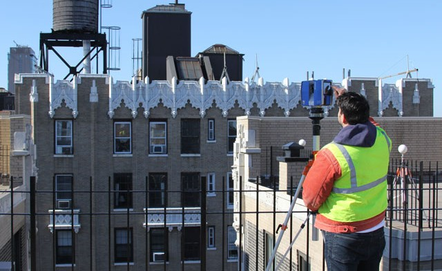 3D Laser Scanning for Architecture